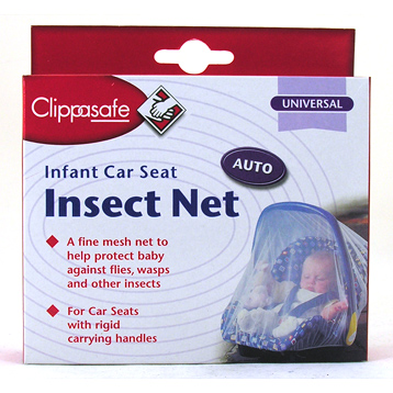Car Seat Insect Net