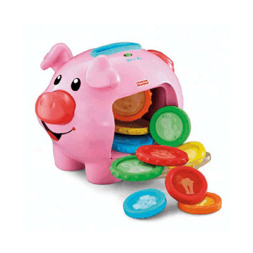 Laugh n Learn Piggy Bank