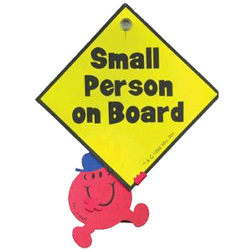 Person On Board Signs
