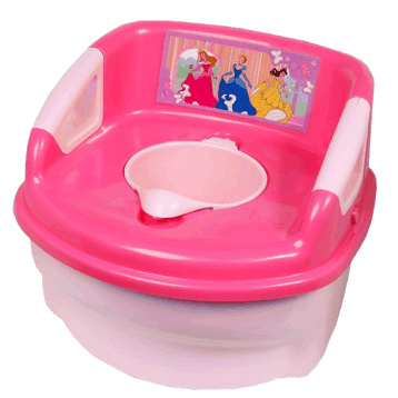 Disney Princess 3 in 1 Training Potty