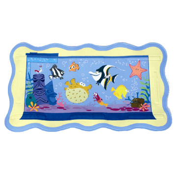 Nemo Bath Mat From Finding Nemo Wwsm