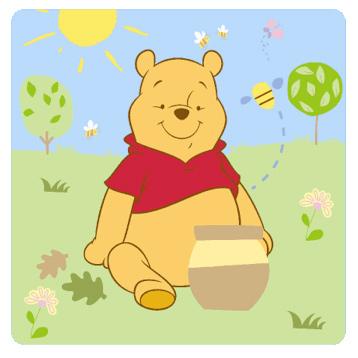 Winnie the Pooh Sunscreen