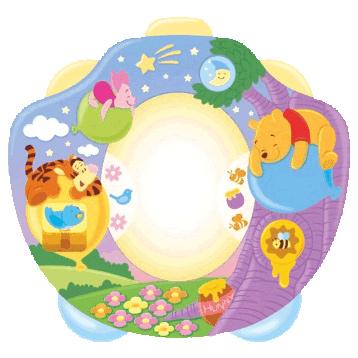 Tomy Winnie the Pooh Sweet Dream Lightshow