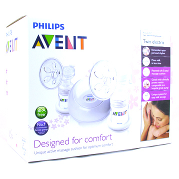 Avent Twin Electric Breast Pump