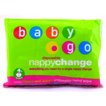 Baby Go Disposable Nappy Change