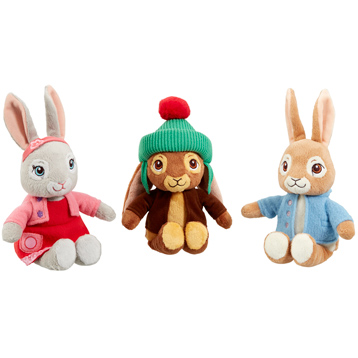 Animated Series Soft Toys