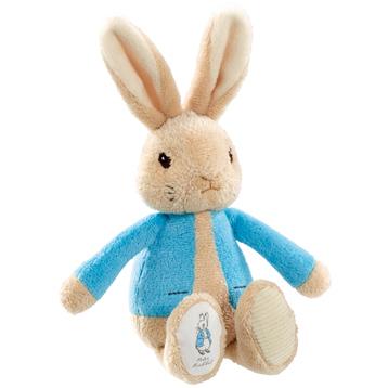 My First Peter Rabbit Bean Rattle
