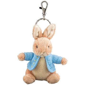 Peter Rabbit Keyring Plush
