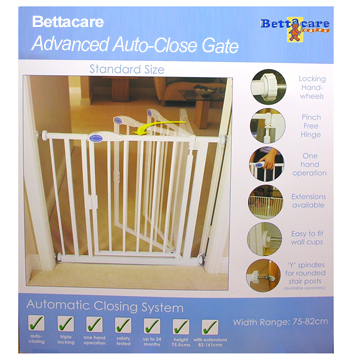 Bettacare Advanced Auto Close Safety Gate
