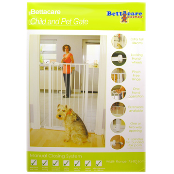 Child & Pet Gate