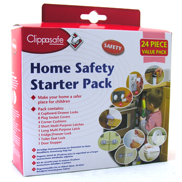 EU Home Safety Starter Pack