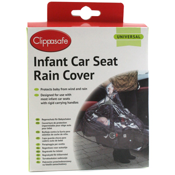 Infant Car Seat Raincover