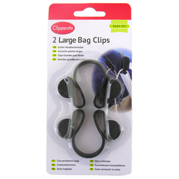Clippasafe Pram Bag Clips