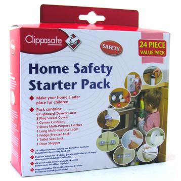 UK Home Safety Starter Pack