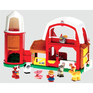 Little People Action Sounds Farm