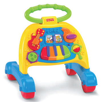 Brilliant Basic's Musical Activity Walker