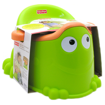 Fisher Price Froggy Potty