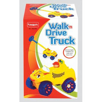 Walk 'n Drive Truck