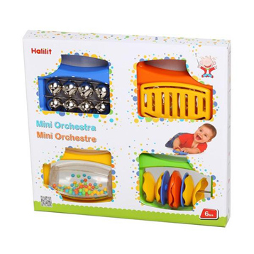 Mini Orchestra 4 Pack