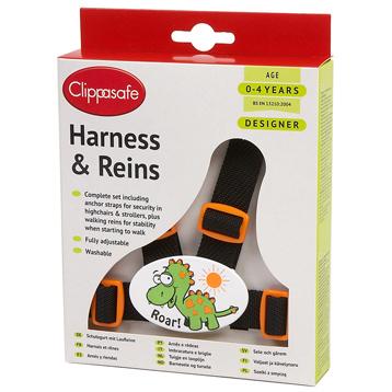 Harness & Reins Dinosaur