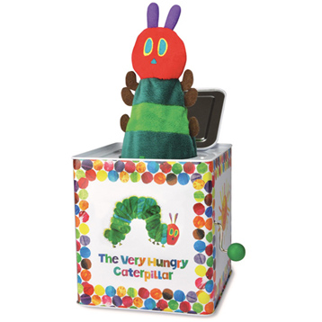 Hungry Caterpillar Jack in a Box