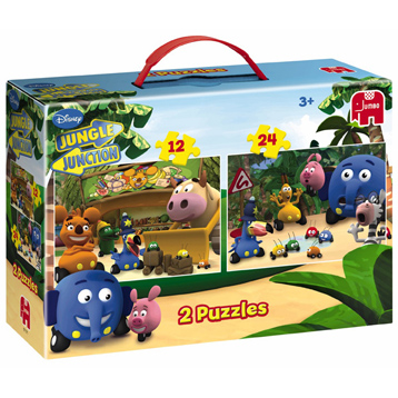 Jungle Junction 2 in a Box