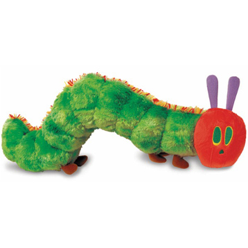 Large Very Hungry Caterpillar