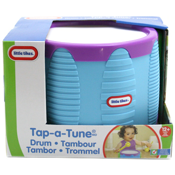 Tap-a-Tune Drum