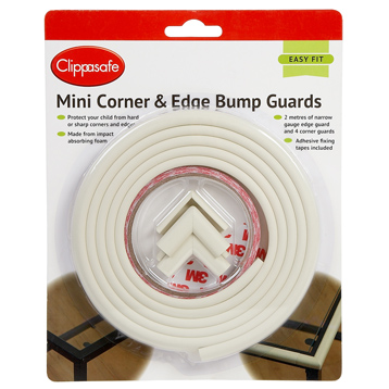Mini Corner & Edge Bump Guards Cream