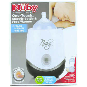 Nuby One Touch Electric Bottle & Food Warmer