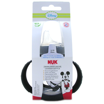 NUK Disney Mickey Mouse Learner Bottle