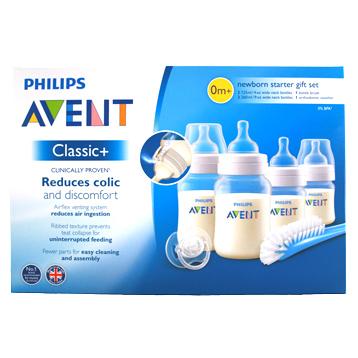Avent Classic+ Newborn Starter Gift Set