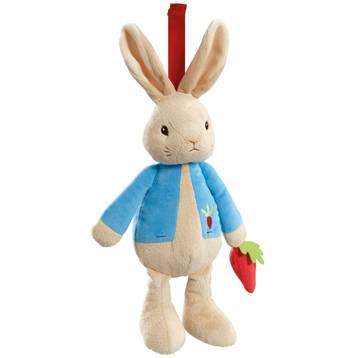 Pull String Musical Peter Rabbit