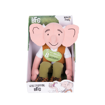 Wizzpopping BFG Soft Toy