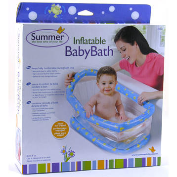 Summer Infant Inflatable Baby Bath
