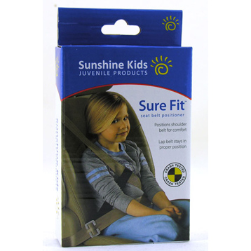 Sunshine Kids Sure-Fit Seat Belt Positioner