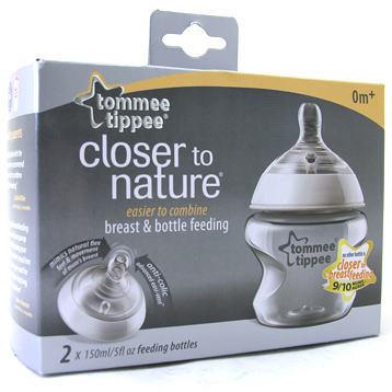 Closer to Nature Easivent Bottle