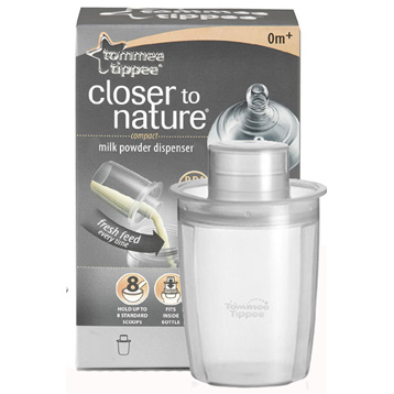 Closer to Nature Milk Powder Dispenser