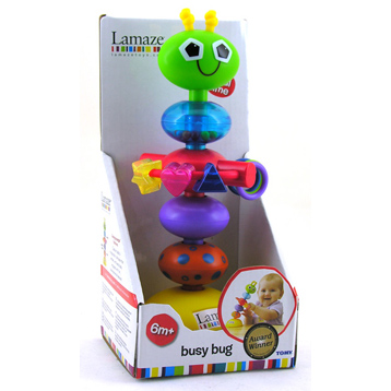Busy Bug Highchair Toy