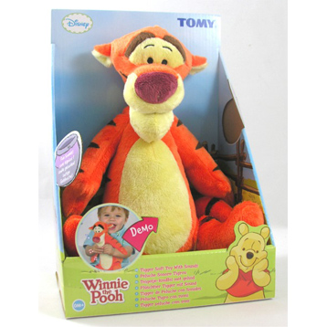 Tigger with Sounds Plush
