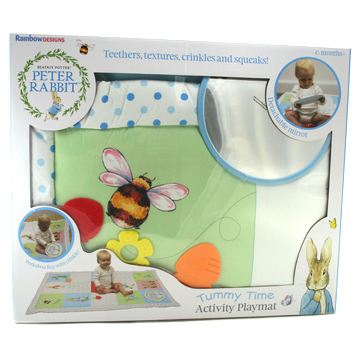 Tummy Time Activity Playmat