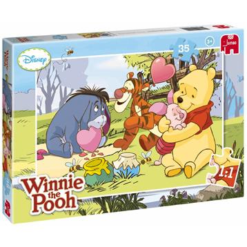 Winnie the Pooh 35 Piece Puzzle