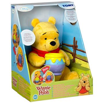 Winnie the Pooh Rumbly Tumbly Pooh